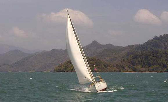 Kaskelot Classic Sailing Yacht From Denmark